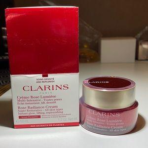 Claris Creme Rose Lumiere